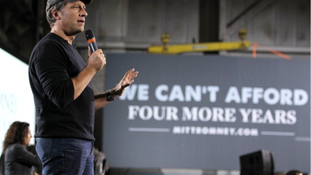 Ford Drops 'Shill-For-The-Oppressors' Mike Rowe From Truck Ads