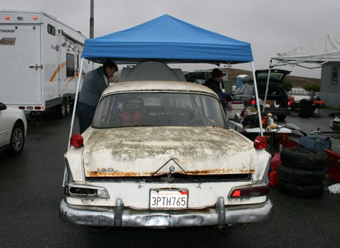 Team Field Find's 1965 Mercedes-Benz 190