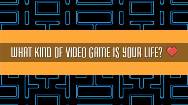"Inane Internet Quiz Asks ""What Kind Of Video Game Is Your Life?"""