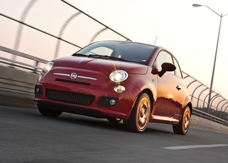 America, This Is Your Fiat 500