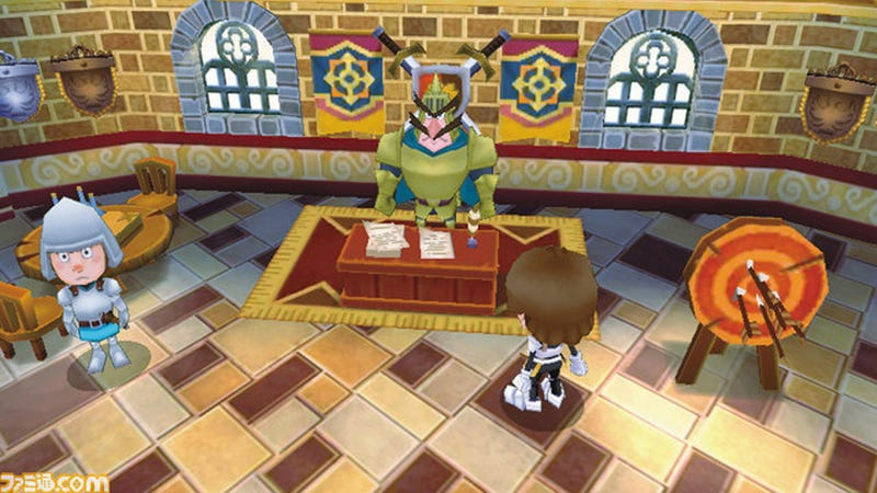 After Nine Months, The Latest News On Level-5's Fantasy Life... Is A City