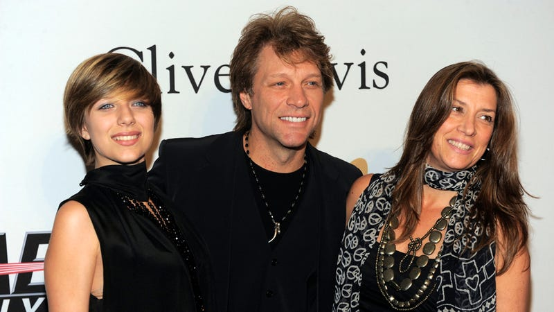Jon Bon Jovi's Teenaged Daughter Was Arrested for Heroin Possession (After an Alleged Dorm Room Overdose)