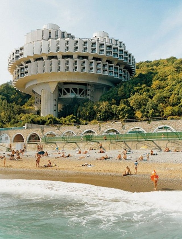 The sci-fi inspired buildings that communism built