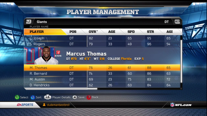 This NFL Player Would Like To Know Why Madden 13 Has The Wrong Photo For Him [UPDATE]