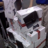 PS3 Sales Reach Weekly All Time High