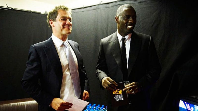 Dominic West Is Pretty Sure That Was Idris Elba's Penis in That Photo