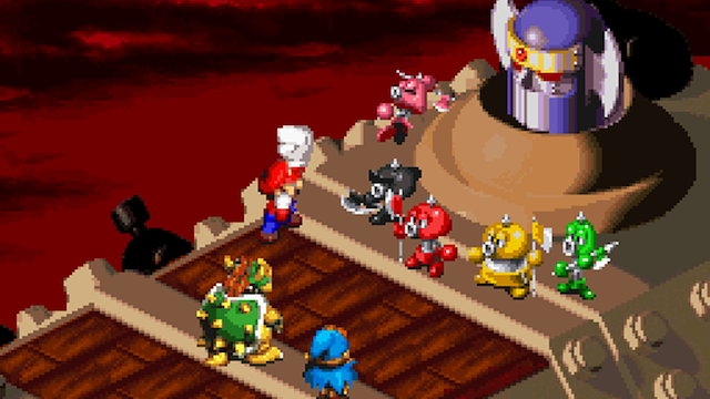 Don't Count On A New Super Mario RPG Any Time Soon