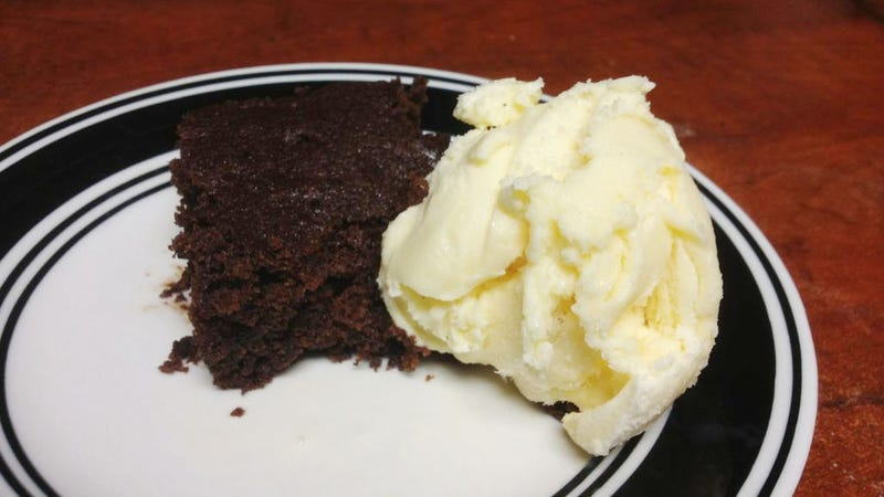 Make a Brownie in the Microwave in Six Minutes
