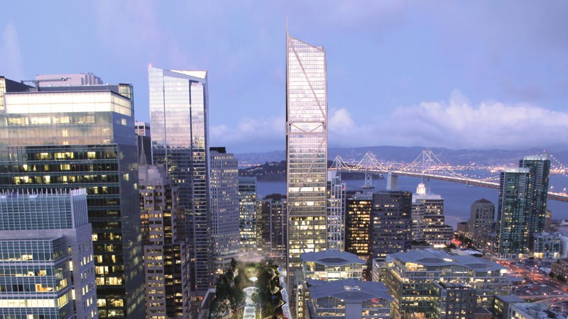The Skyscraper Boom That's Going To Make American Cities Way Taller