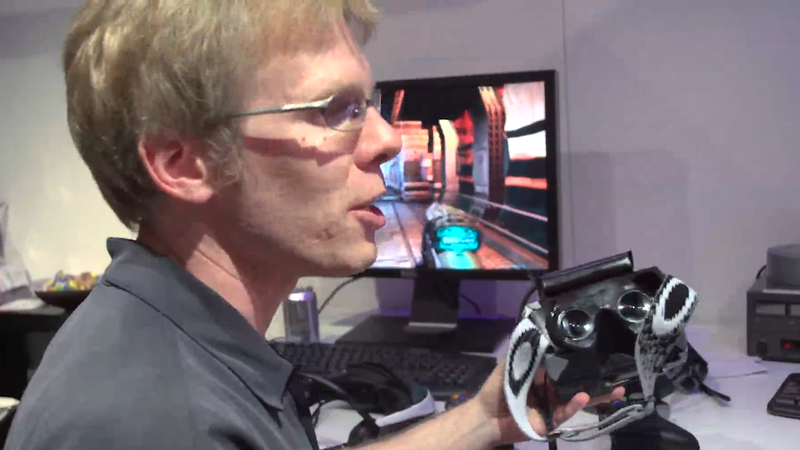 John Carmack Has New 'Full-Time' VR Job, But Is Not Quite Gone From id