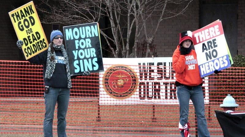 FBI Invites 'God Hates Fags' Church to Talk to Agents
