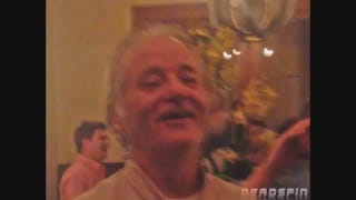 Bill Murray Crashes Bachelor Party, Gives Awesome Speech