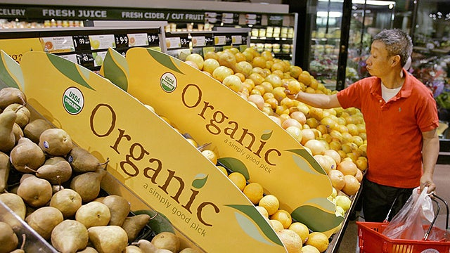 No, organic foods aren't more nutritious than other kinds