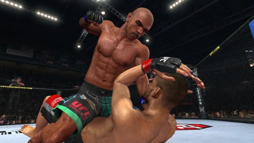UFC Undisputed Comes To iPhone, iPad