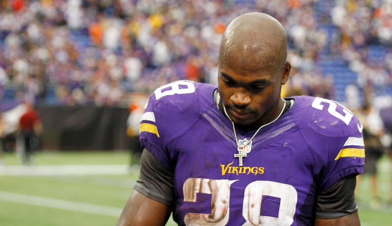 Adrian Peterson's Son Has Died