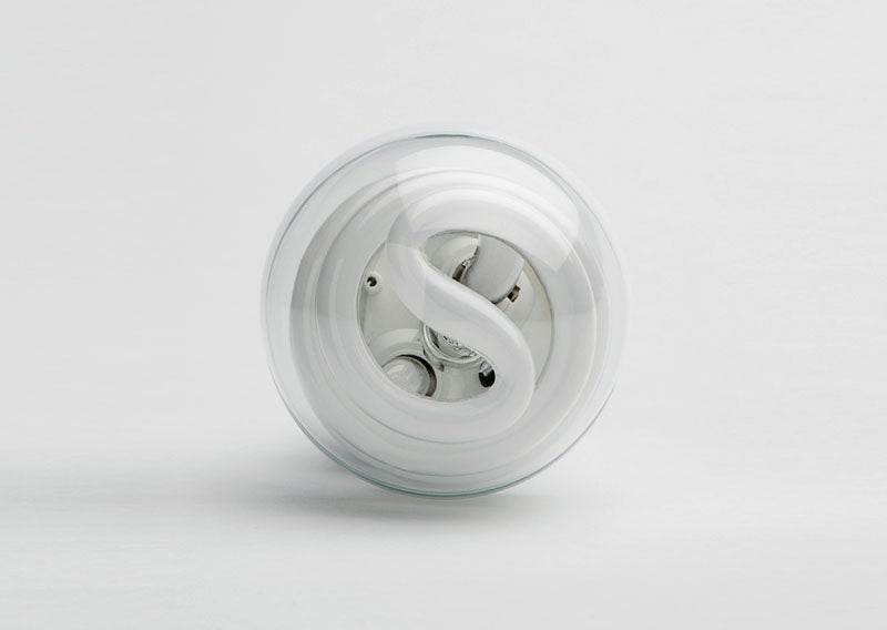 Halogen-CFL Hybrid Light Bulb Gets Instant Full Brightness