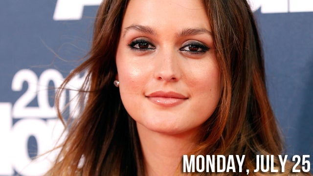 Leighton Meester Sent Money Home For Her Sick Brother & Her Mom Used It For Plastic Surgery