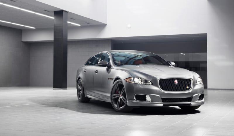 2014 Jaguar XJR: This Is It