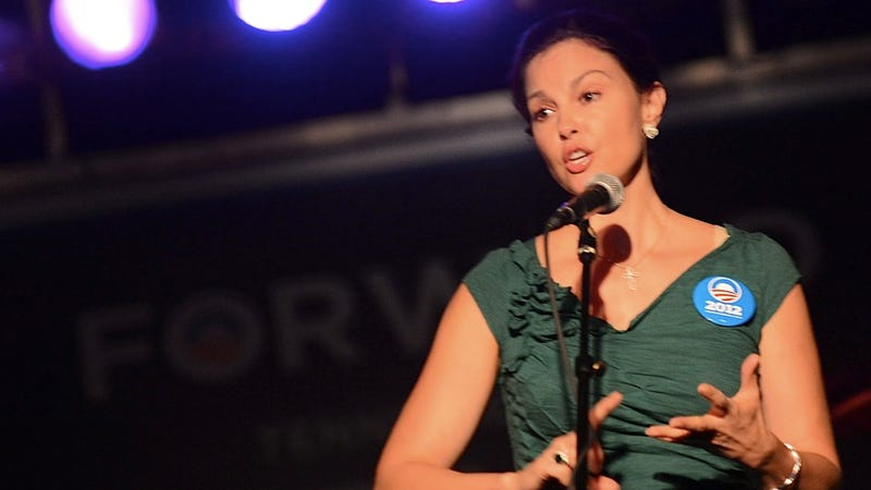 Ashley Judd Will Probably Announce Her Senate Run in May, Says Everyone Except Ashley Judd