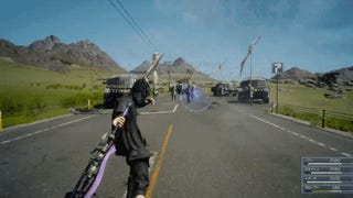 In <i>Final Fantasy XV</i>,