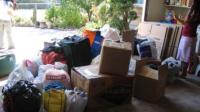 Schedule a Charitable Donation Pickup Before You Start Spring Cleaning