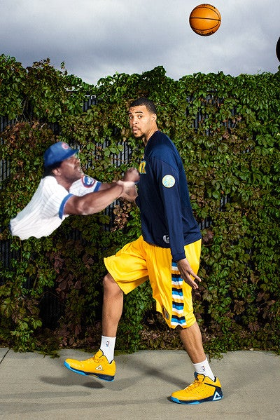 Roundup: Your Best JaVale McGee Photoshop Contest Submissions