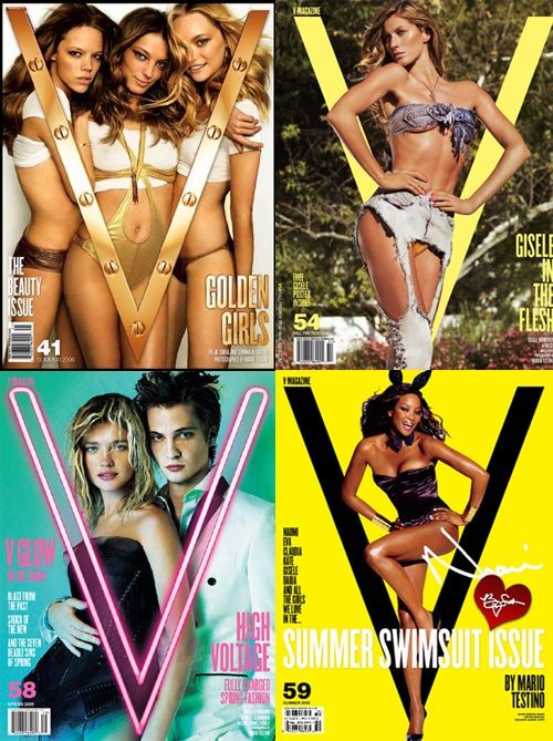 The Pros & Cons Of V Magazine's Plus-Size Issue
