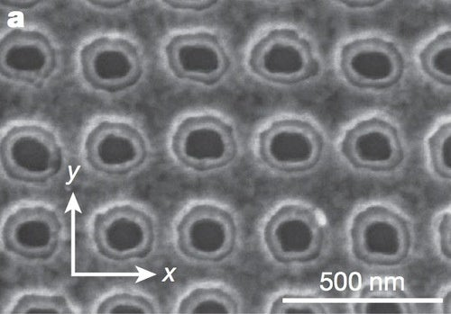 Nanomesh breakthrough brings us one step closer to a cloaking device