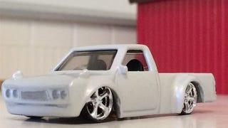 Found on Instagram - Datsun 510 Truck by Jesse Buck
