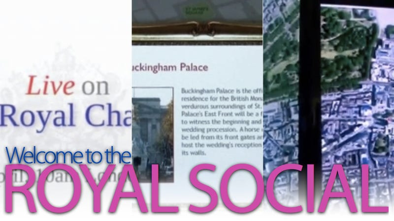 How Does One Follow a Royal Wedding in the Information Age? Gizmodo's Kat Hannaford Explains