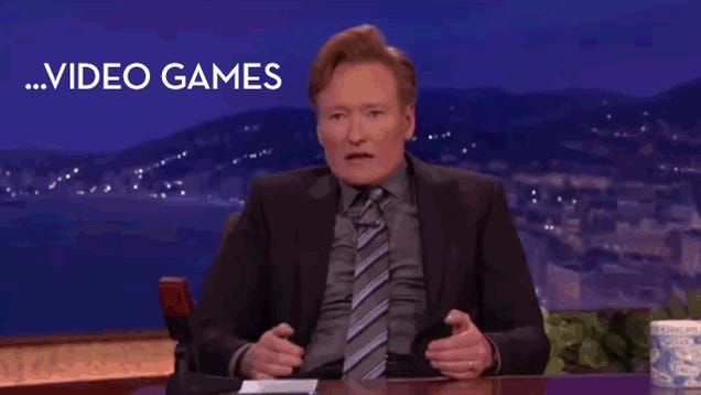Conan Describes The Phenomenon Of 'Video Game Trucks'