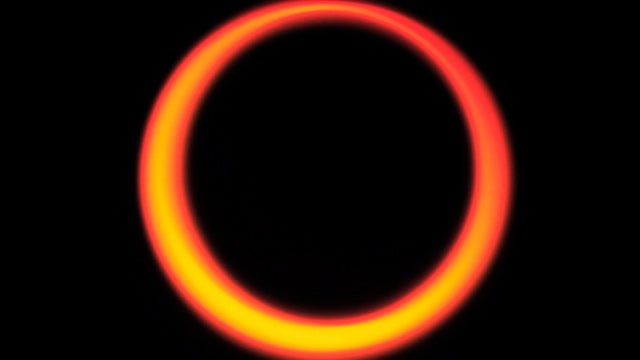 Check Out the 'Ring of Fire' Eclipse