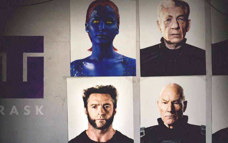 Days of Future Past Photos Reveal The X-Men's Dark History And Future
