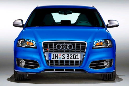 2009 Audi S3 Gets S-Tronic Seven-Speed Twin-Clutch Gearbox