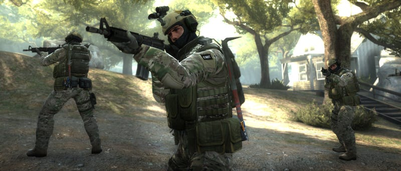 Valve Has Crowdsourced Banning Cheaters In Counter-Strike