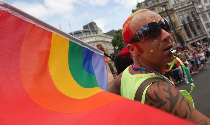 A Straight Person's Guide to Gay Pride