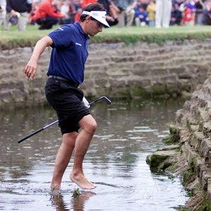 Jean Van de Velde Qualifies for British Open