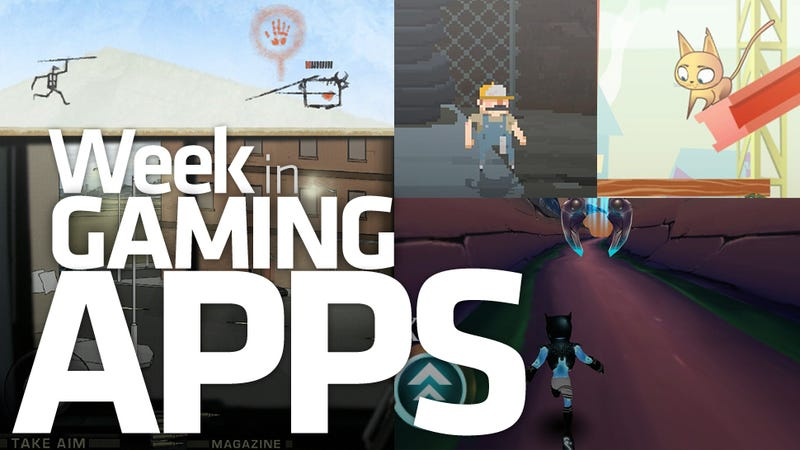 The Violence in This Week in Gaming Apps is Simply Enthralling. Appalling. I Meant Appalling.