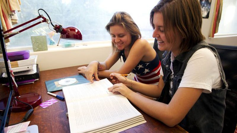 Twins Get Perfect SAT Scores, Share Stick of Doublemint Gum to Celebrate
