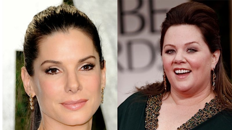 Sandra Bullock and Melissa McCarthy Are Hollywood's Newest Cop BFFs