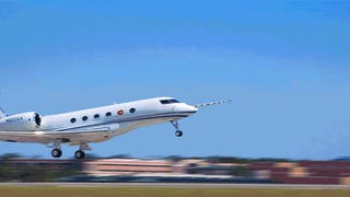 Gulfstream Gets Revolutionary Business Jet In The Air For The First Time