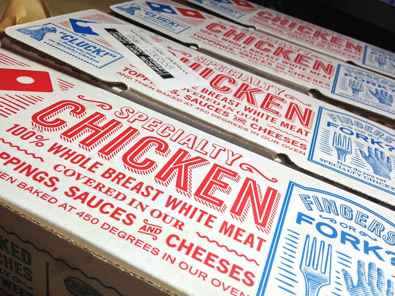 Domino's Fried Chicken Crust Pizza: The Snacktaku Review