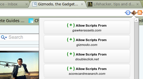 NotScripts Brings Real Script Blocking to Chrome