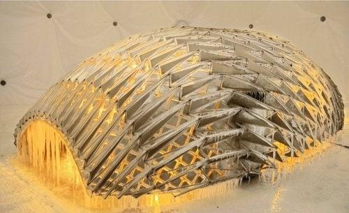 Olafur Eliasson Turns BMW H2R Into Frozen Art Car