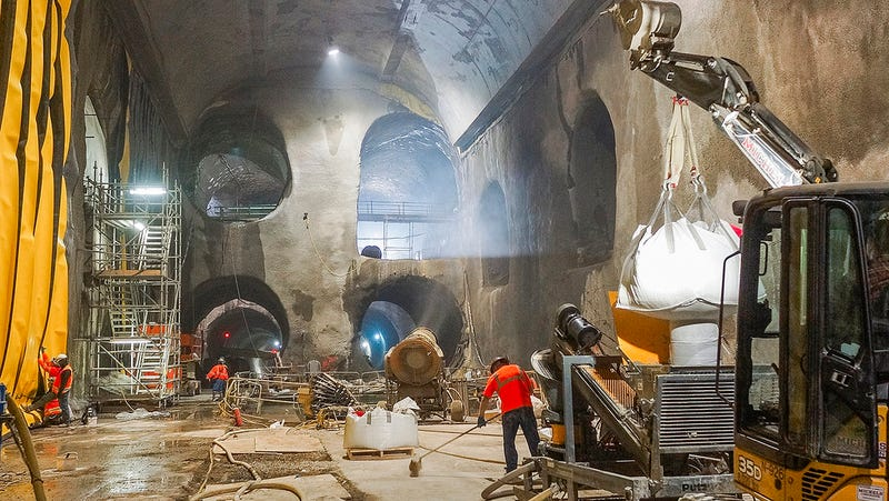 The Huge Mist Cannons That Keep the Air Clean in NYC's New Tunnels