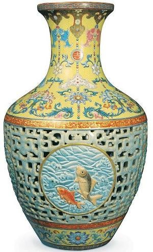 Is there a $69.5 Million Vase In Your Attic?