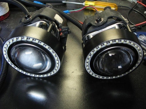 How To Give Your Fog Lights DIY Halos