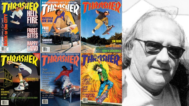 Thrasher Magazine Co-Founder Commits Suicide at Police Station