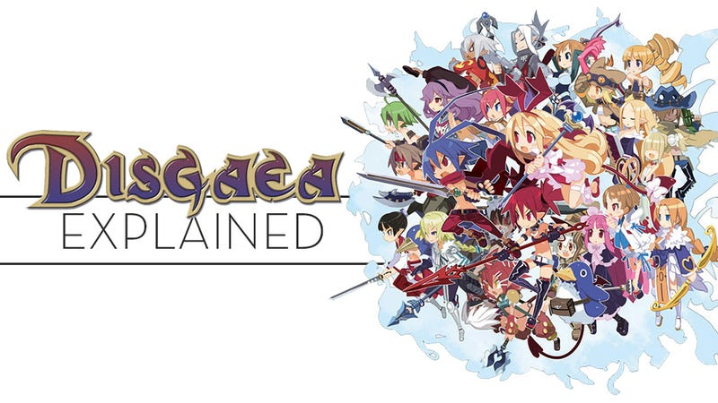 What Is Disgaea? A Beginner's Guide To Tactical Role-Playing Bliss