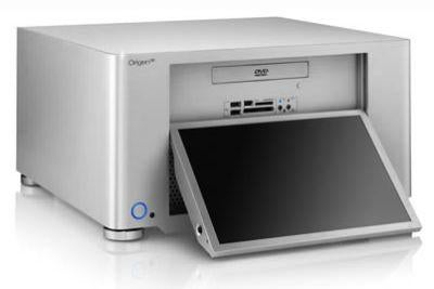Origen's Pimped Out HTPC Case Houses 1080p Display
